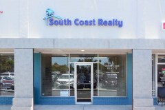 South Coast Realty Channel Letter Sign, Goleta, CA