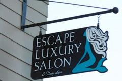 Escape Blade Sign