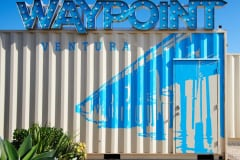 Waypoint Ventura Channel Letter Custom Graphic Sign