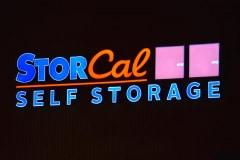 Storcal Self Storage Channel Letter Sign in Newbury Park