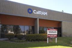 CalRAM Dimensional Letter Custom Sign