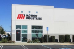 Motion Industries Dimensional Letter Sign