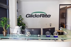GlideRite Indoor Dimensional Letter Office Lobby Sign