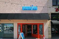 Jellyfish Ventura Vintage Boutique  Dimensional Letter Sign, Ventura, CA